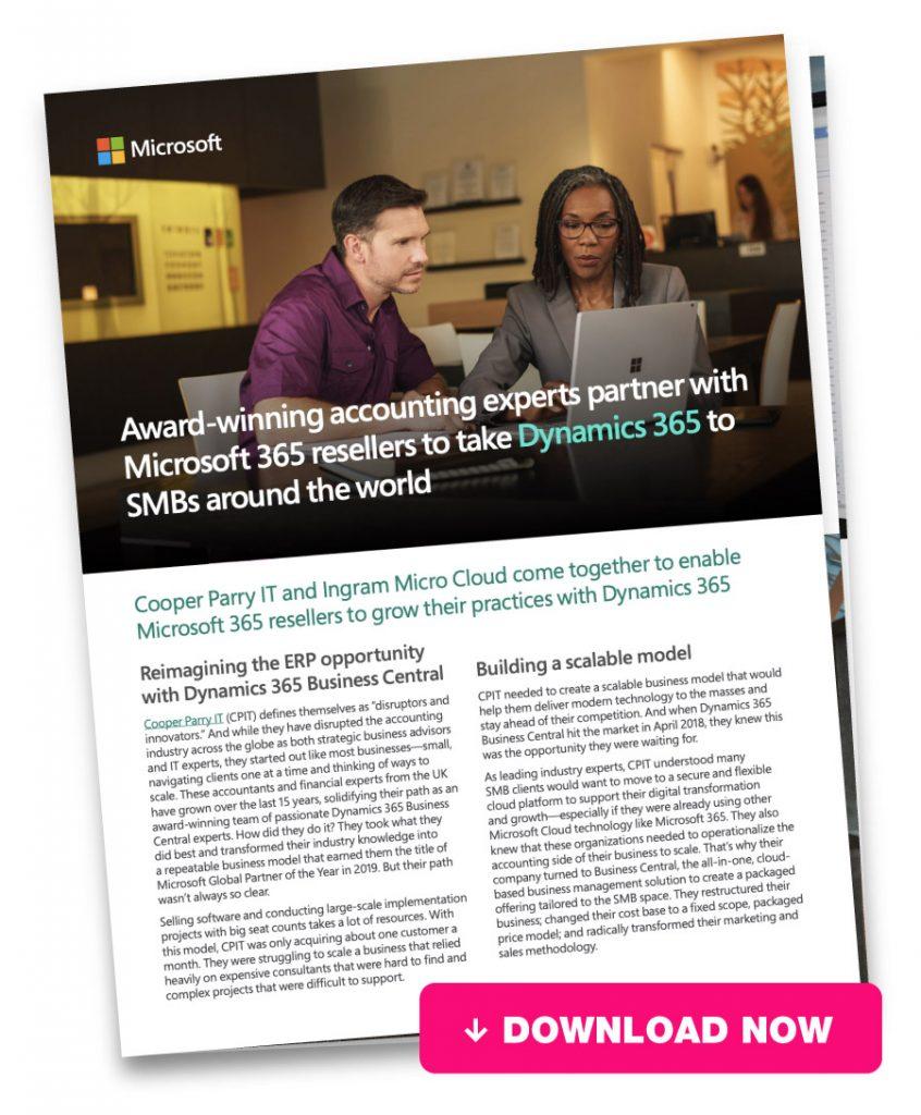 Download the DA Microsoft Partner Case Study